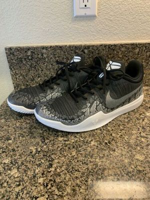 Mens Nike Mamba Rage Basketball Shoes~Anthracite Black, Size 12 Kobe for Sale in Etna, OH