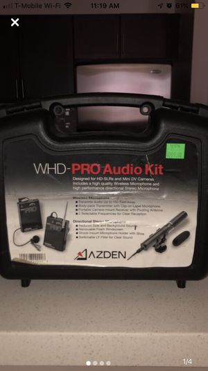Pro Audio Kit for Sale in Los Angeles, CA