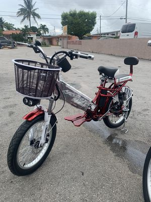 Electric bicycle *New* for Sale in Hialeah, FL