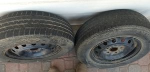 2 trailer wheels and tires for Sale in Corona, CA