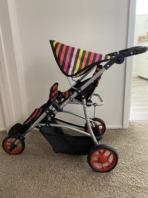 Foldable Double Doll Stroller for Sale in Long Beach, CA
