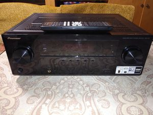 Pioneer home theater theater amplifier receiver 5.1 channels: for Sale in Stockton, CA