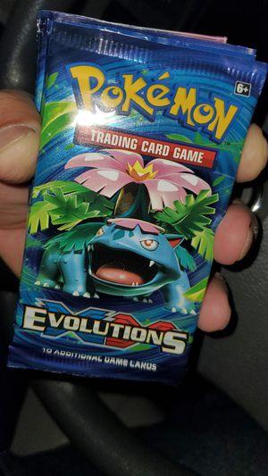 Pokemon - evolutions for Sale in Fresno, CA