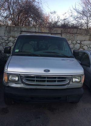 2001 Ford 1500 work van for Sale in Boston, MA