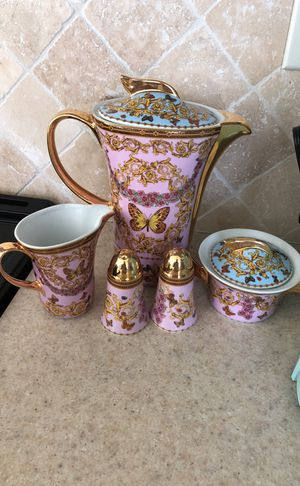 36 piece ANTIQUE China set for Sale in Frederick, MD
