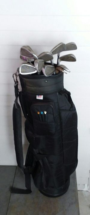 Golf clubs & bag for Sale in Erie, PA