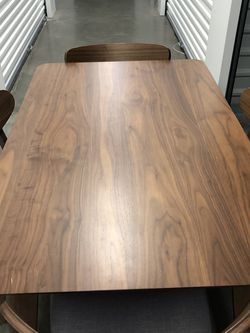 Kitchen Table 48 X 30 With 4 Chairs for Sale in Camano,  WA