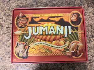 Jumanji Board Game for Sale in Shelby Charter Township, MI