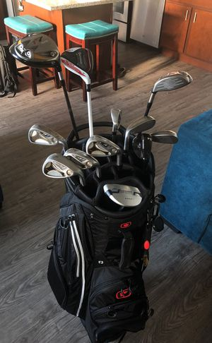Still available!!!!Golf Clubs. Brand Name for Sale in Alexandria, VA