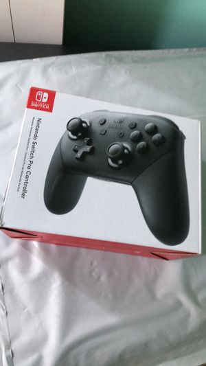 Nintendo Switch Pro Controller for Sale in Ashburn, VA