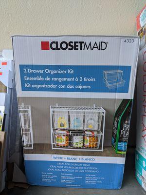 2 Drawer Organizer Kit for Sale in Pomona, CA