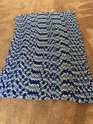 Crocheted Afghan for Sale in Irvine, CA
