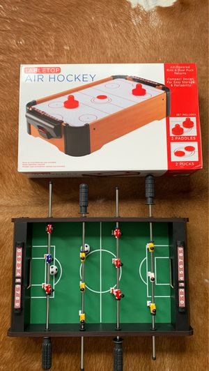 Air Hockey Table Top Available Only for Sale in La Jolla, CA