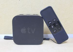 Apple TV HD 4th Gen 64GB With Remote (A1625) for Sale in Tamarac, FL