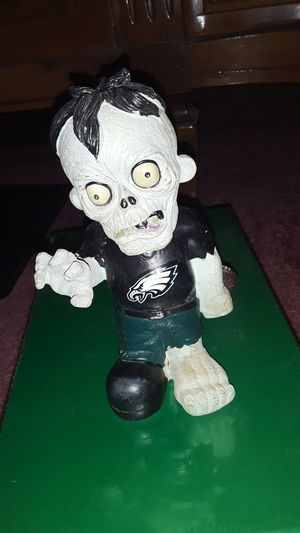 Vintage Eagles Team Zombie Statue for Sale in Philadelphia, PA