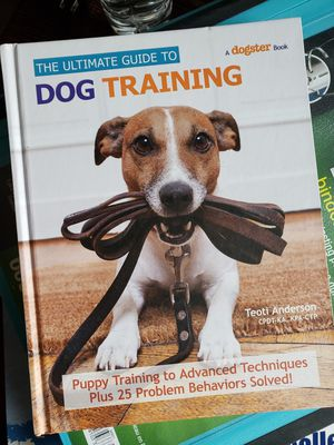 Dog training book for Sale in Lincoln, NE