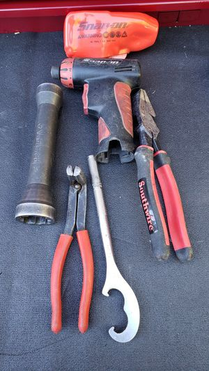 Snap on smd more tools $85 for all for Sale in Las Vegas, NV