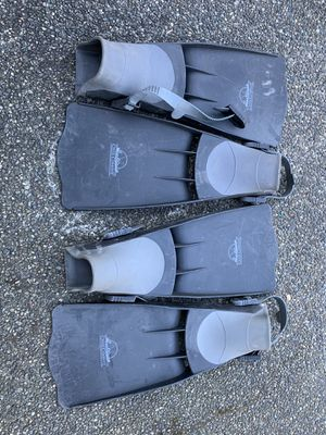 Float tube / Pontoon boat thruster fins for Sale in Renton, WA