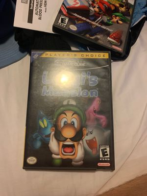 Luigi's Mansion Player's Choice Edition for Sale in Raleigh, NC