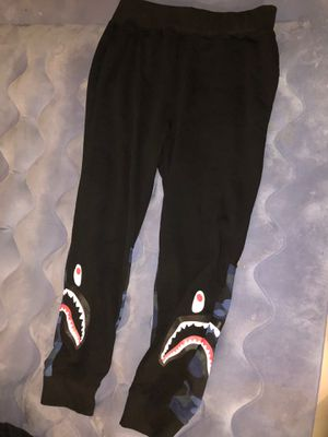 Bape pants Black and Blue for Sale in Orlando, FL