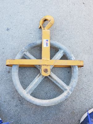Well Wheel for Sale in Bloomington, CA