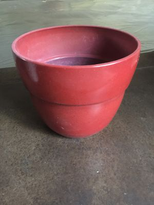 Planters and flower basket for Sale in Goodyear, AZ