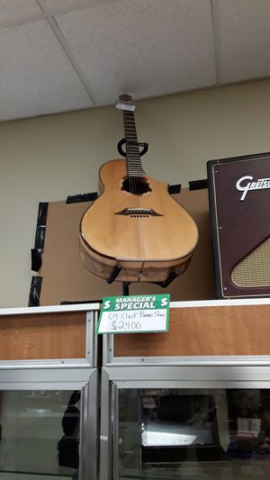 K.m. Clark banas slope guitar for Sale in Sioux City, IA