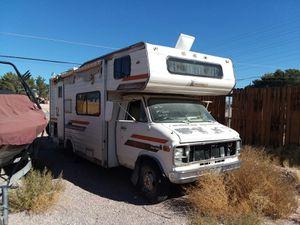 Chevy Van 30 Motor home or RV for Sale in Las Vegas, NV