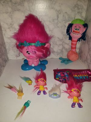 Trolls bundle for Sale in Phoenix, AZ