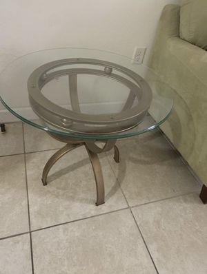 End table ( I have two) for Sale in Miami, FL