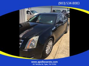 2010 Cadillac CTS for Sale in Tyler, TX