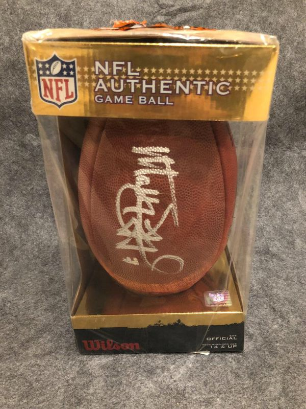 Matt Stafford Signed Duke Football - Fanatics Authenticated