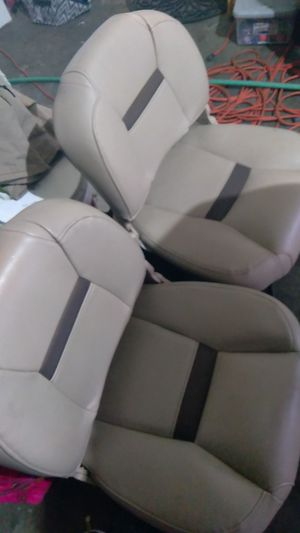 Brand new boat seats regular price 350.175 now for Sale in Byron, CA