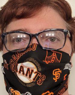 San Francisco Giants Face Mask for Sale in Glendale,  AZ