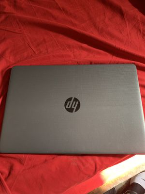 HP 255 G6 Notebook for Sale in New York, NY