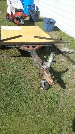 4 x 6 utility trailer for Sale in Tampa,  FL