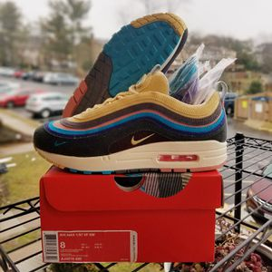 Size 8 Nike Sean Wotherspoon Air Max 1/97!!!! for Sale in Springfield, VA