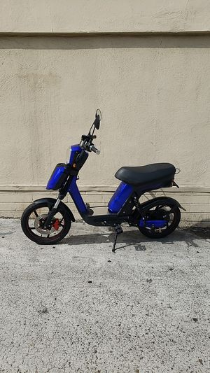 NEW 48V 500W Scooter Moped Electric Bicycle for Sale in San Diego, CA