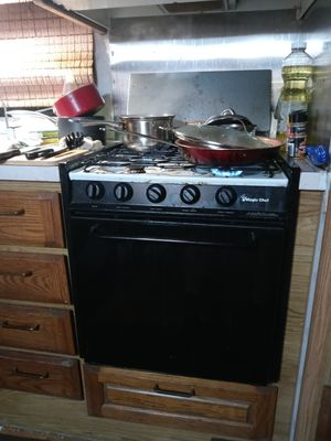 RV stove $50 and the pictures you can see it's still working for Sale in Largo, FL
