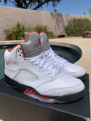 Jordan 5 Fire Red SIZE 10 for Sale in Gilbert, AZ