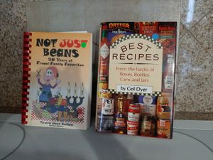 2 cookbooks for Sale in Midland, TX