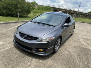 2009 honda civic si clean title for Sale in Houston, TX