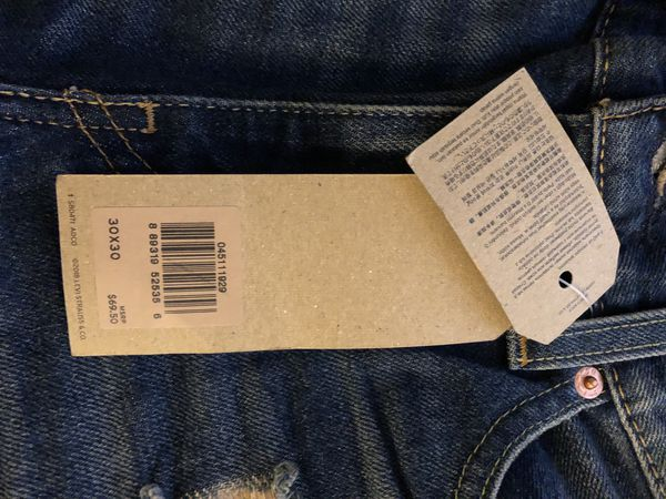 Levi's 511 slim jeans 30/30