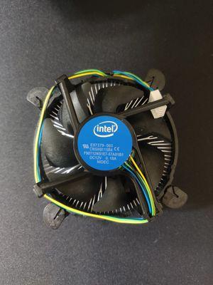 Intel Stock Processor Cooler (fits LGA 115x) for Sale in Carrollton, TX
