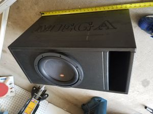 10in sub and probox for Sale in Farmers Branch, TX