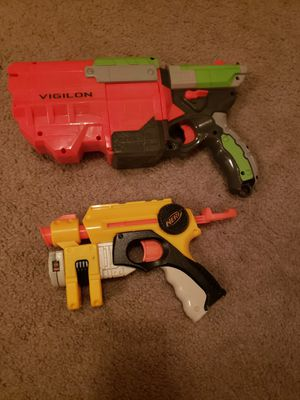 Two Nerf Guns for Sale in Centreville, VA