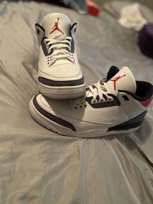 Jordan retro 3s for Sale in Memphis, TN