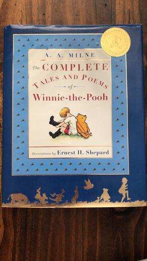 Winnie the Pooh Complete Tales and Poems for Sale in Missoula, MT