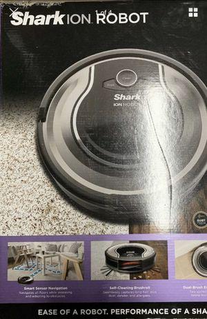 BNWOB shark robot vacuum for Sale in Waipahu, HI