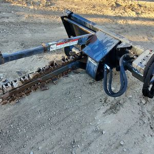 Bobcat Skid Steer Trencher Attachment for Sale in San Dimas, CA